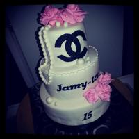 Chanel Birthday Cake Chanel birthday cake