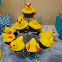 Ducks Cupacakes