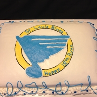 St. Louis Blues Hockey Team