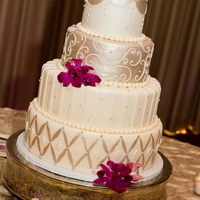 Tuscan Wedding Cake