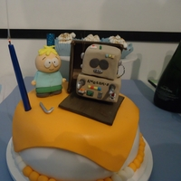 South Park?s Cake - Awesomo South Park?s Cake - Awesomo