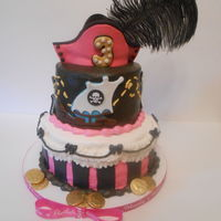 Everything Is Edible Except The Feather I Made This For My Granddaughters Princess Pirate Themed Party Tfl Everything is edible except the feather. I made this for my granddaughter's princess pirate themed party. TFL!