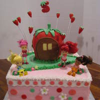 Strawberry Shortcake RK strawberry house