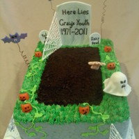 Graveyard Birthday
