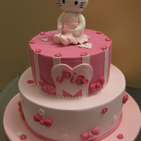 Hello Kitty   For first birthday