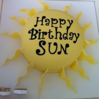 Happy Birthday Sun!