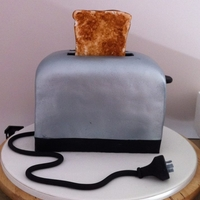 Toaster For A Kitchen Tea Party