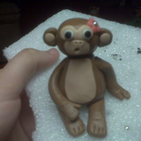 Monkey Figure mponkey