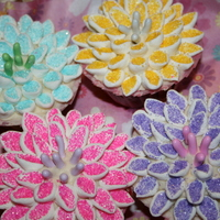 Cupcake Mums For Mothers Day