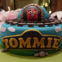 Chuggington For Tommie Chuggington for Tommie, marzipan