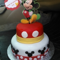 Mickey Mouse Mickey Mouse 1st birthday
