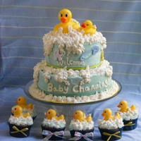 Duck Baby Shower