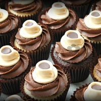 Coffee Cups Cupcakes