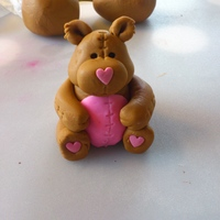 My Figures Sugarpaste bear