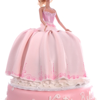 Princess Cake First time practicing with draping.
