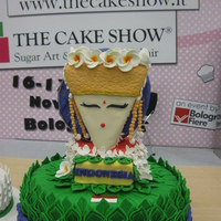 I Win Gold Medal At Cake Show Bologna Int Catagiries I win gold medal at cake show bologna int catagiries
