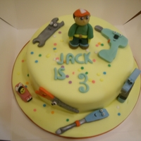 Handy Manny all edible