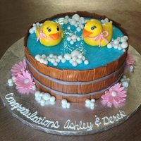 Rubber Ducky Baby Shower   *