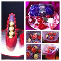 Edible Chocolate Shoe And Handbag edible chocolate shoe and handbag