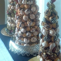 Croquembouche Trio I tend to break the rules a bit when it comes to tradition and baking, so instead of making a croquembouche the traditional way, with hot...