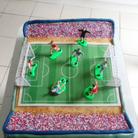 Football Cake football cake the cake is carrot cake