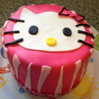 Hello Kitty Hello Kitty Cake