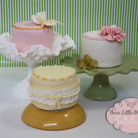 Three Little Prettycakes