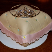 Birthday Cake Fit For A Princess