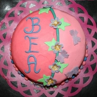 Cake To Bea   cake to my friend bea