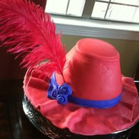 Red Hat Birthday Cake