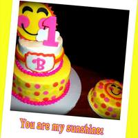 You Are My Sunshine You are my sunshine 1st Birthday.