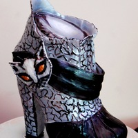 3D High Heeled Boot Irregular Choice 3d High Heeled Boot (Irregular Choice)