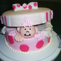 Peek-A-Boo!! Located in Kinston NC ....... Cakes by Jana specializes in fresh, made to order cakes for weddings, birthdays, bridal showers, baby showers...
