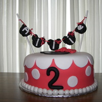 Minnie Mouse 2Nd Birthday Minnie Mouse 2nd Birthday
