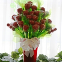 Cake Pop Rose Bouquet