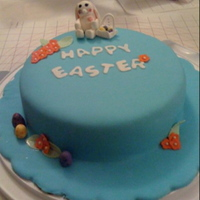 Easter Cake For Wilton Class