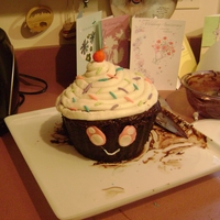 Giant Cupcake Catastrophe