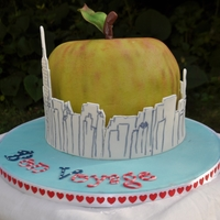 Big Apple Cake