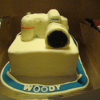 My First Camera The Camera Was Ok But The All White Fondant Do Not Look So Good But She Was Really Happy But This One I Will Be Doing Again... My first camera the camera was ok but the all white fondant do not look so good but she was really happy but this one i will be doing again...