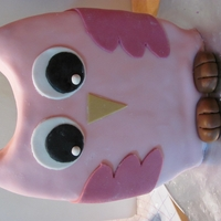 Owl Cake Thanks to saxpetzi, this cake was a hit!! However, if I would have read her comments more closely, I would not have had a near-meltdown at...