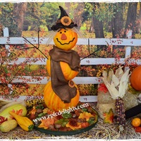 Country Pumpkin Fall is in the air!