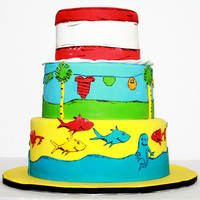 Dr Seuss Theme Baby Shower Dr Seuss Theme baby shower