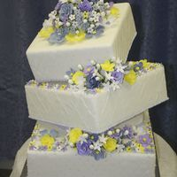 Wedding - Crooked Cake