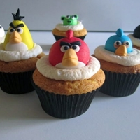 Angry Birds! For a birthday party.