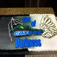 Out Of Darkness   I made this for a band party before school starts. Their show theme is out of darkness.