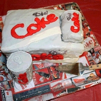 Coke Coke case for boss who LOVES diet coke