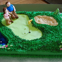 Jack And Jill Cake