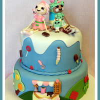 Lalaloopsy Ice Cream Theme   lalaloopsy, ice cream theme
