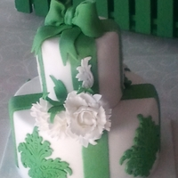 Green Bow Baroque