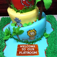 Playroom Dedication